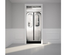 Autocolant decorativ pentru Usa - Lift Door